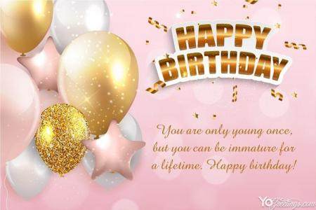 Happy Birthday Card Pictures Free Download