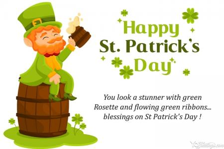 Personalized St. Patrick's Day eCards, Greeting Cards Online