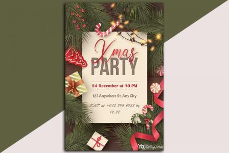 Make Your Own Merry Christmas Invitations Online