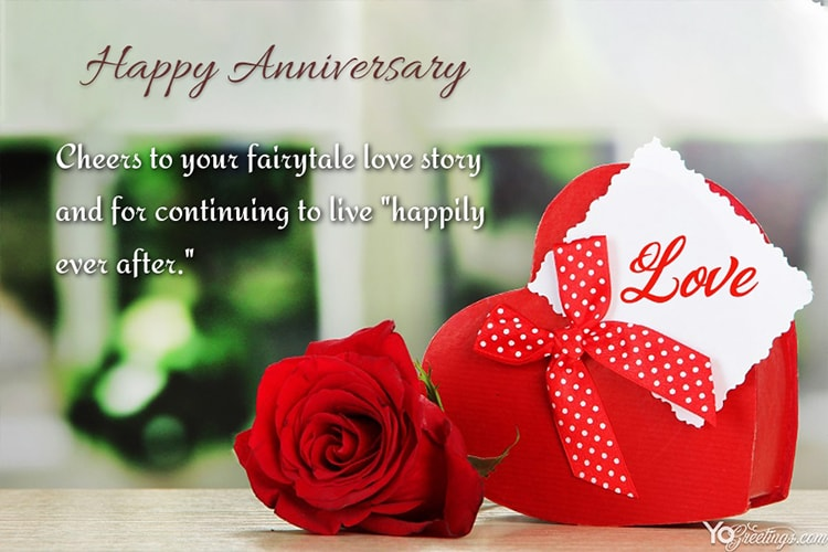 Best Happy Anniversary Card Images Free Download
